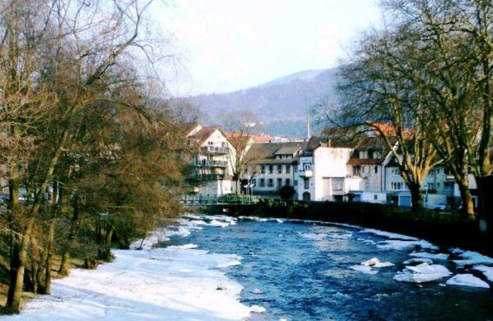 Waldkirch, Elz, Eisbank