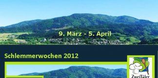 Elztal, Schlemmerwochen 2012