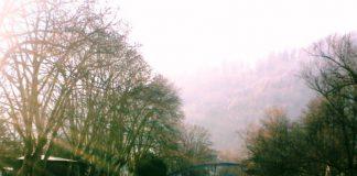 Waldkirch, Elz, Winter