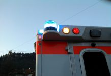 Unfall auf der b31 bei Löffingen