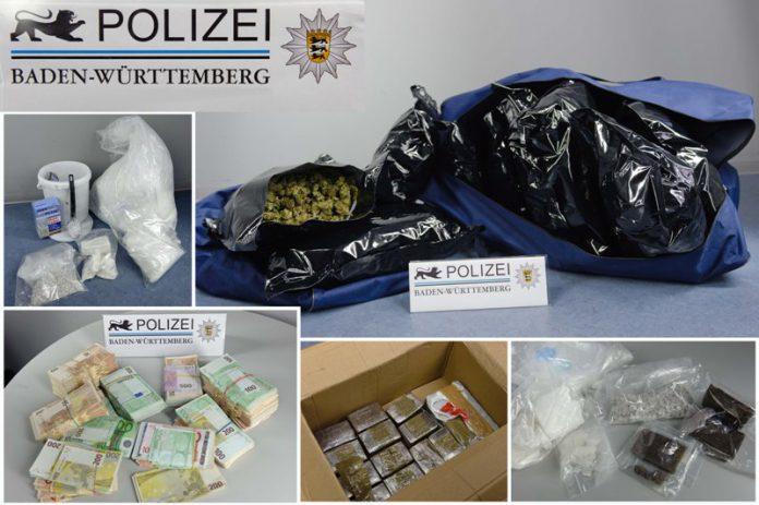 Drogen, Polizei, Fahndung, Autobahn, news,