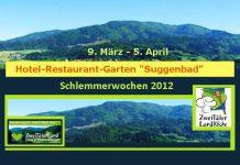 Suggenbad, Schlemmerwochen 2012, Menü,