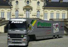 Informations-LKW, LKA BW, Polizei, News, Kripo,