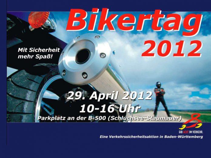 Bikertag, Polizei, Freiburg, Waldshut Tiengen, 29.4.2012, news, Motorrad,