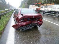 Unfall A5 Teningen, 5.4.2012, news, Polizeibericht