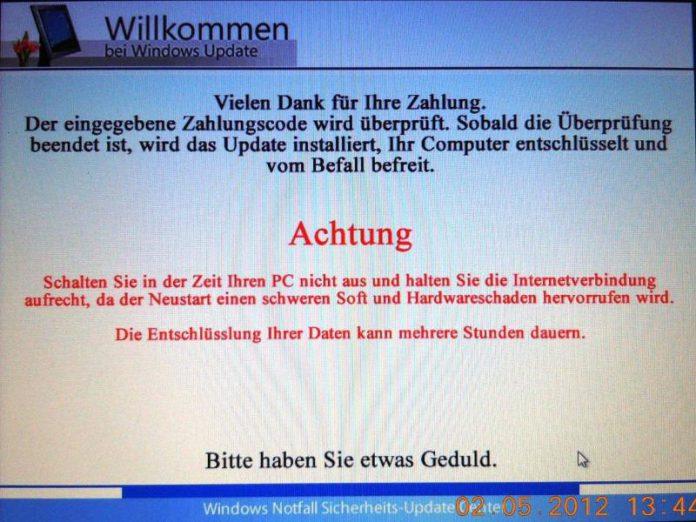 Polizeibericht, Freiburg, Trojaner, Betrug, Internet, news, 4.5.2012,