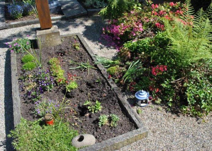 Grunern, Staufen, Friedhof, Vandalismus,Polizeibericht, news, 18.5.2012,