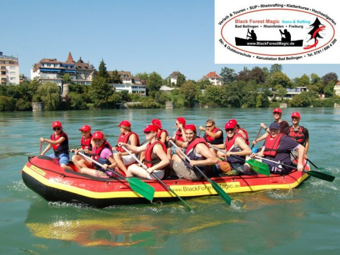 Bad Bellingen, Black Forrest Magic, Rafting, 20.5.2012, news,