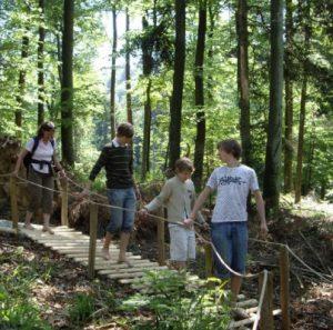 Baumkronenweg Waldkirch, news, Freizeit, Kinder, 2012