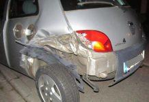 Polizeibericht, Waldkirch, Unfallflucht, 20.6.2012
