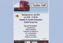 Trucker Treff, Herbolzheim, Polzei, Autobahnpolizei, news,