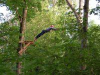 Black Forest Magic, Waldhochseilgarten, Eröffnung,
