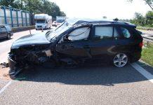 A5, Autobahn, Unfall, Riegel, Stau, 25.7.2012, Polizeimeldungen, news,