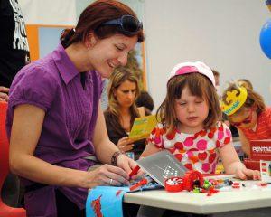 Baden Messe 2012, Kids, Kinder