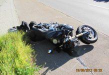 Polizeibericht, Elzach, Motorradunfall, Unfall, 18.8.2012, news,
