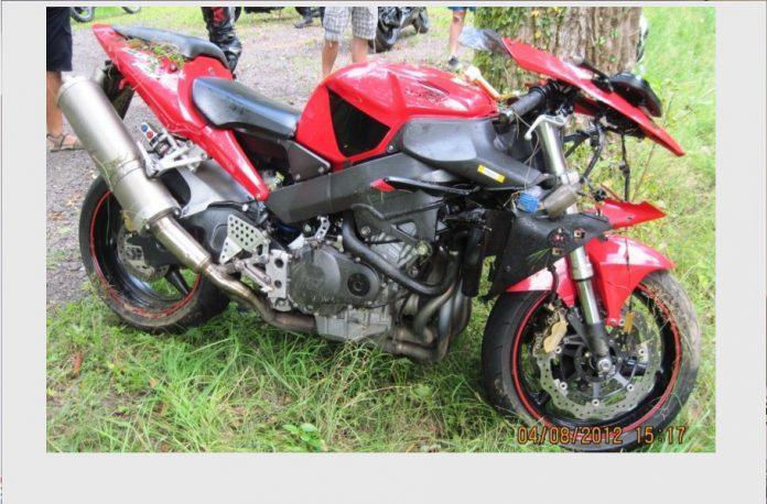 Herbolzheim, Bleichheim, L106, Unfall, Motorrad, 4.8.2012, Polizeibericht, news
