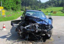 Polizeibericht, Unfall, Freiamt, Emmendingen, 14.8.2012, news