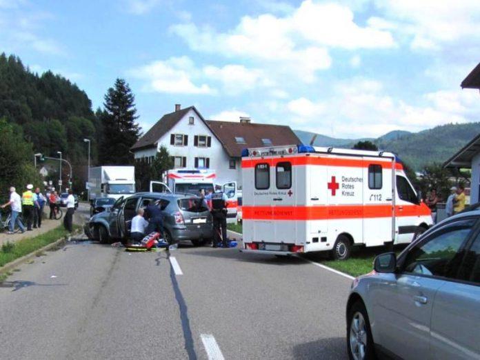 Winden, Oberwinden, B294, Unfall, 6.9.2012, Bild, Foto, Polizeibericht