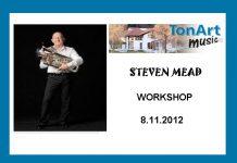 TonArt, Workshop, Steven Mead, Waldkirch, news