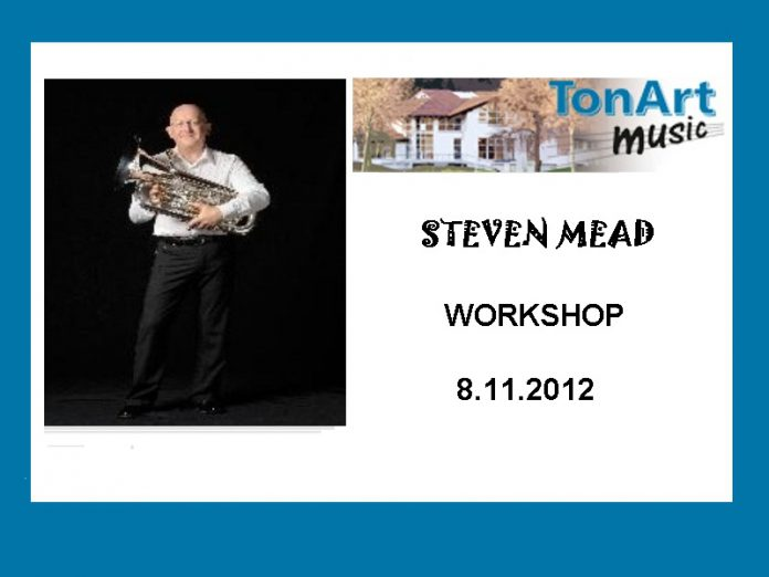 TonArt, Workshop, Steven Mead, Waldkirch, news