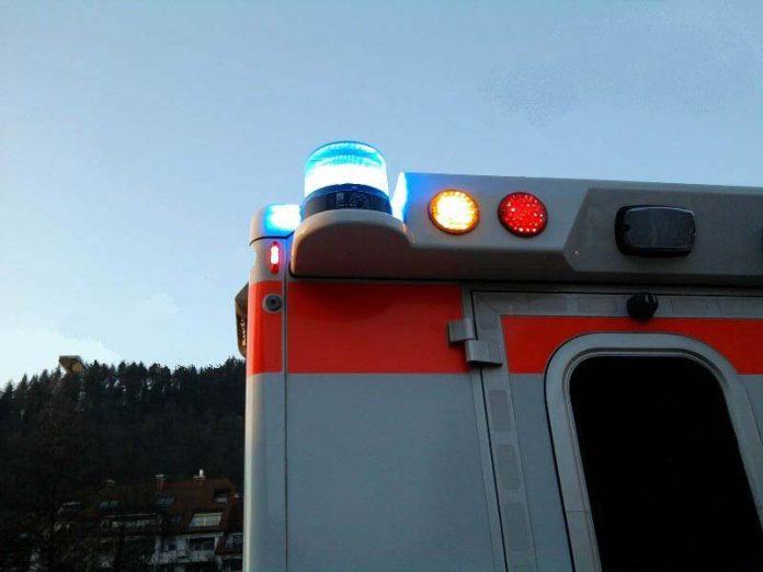 Freiburg, Frau rettet Mann vor Erfrierungstod