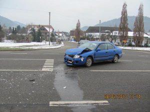 Polizeibericht, Gutach, Bleibach, Unfall Schießbrückle1