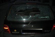 14 Täter verhaftet von der Polizei Emmendingen. Sachbeschädigung mit über 100.000 Euro Schaden