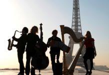 Waldkirch, Konzert im Elztalmuseum mit Quadro Nuevo