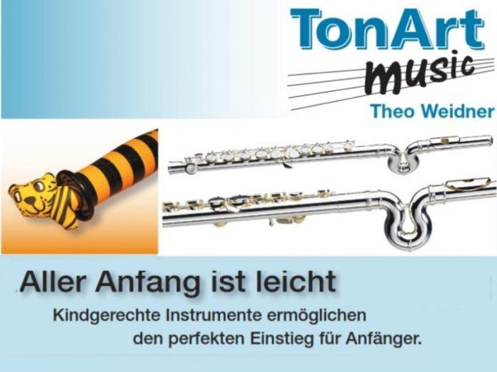 tonart music in waldkirch kindgerechte instrumente