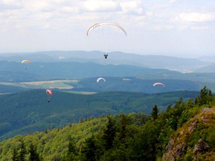 Fliegerfest, Elzach, Prechtal