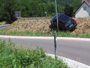 Polizeibericht für Emmendingen und Waldkirch, Unfall in Elzach