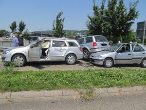 Polizeibericht Emmendingen und Waldkirch Unfall am 19.6.2013