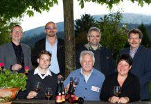Waldkirch Weinkultur auf den Marktplatz