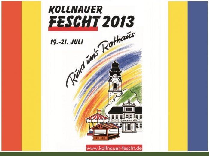 Kollnauer Fescht 2013 in Kollnau