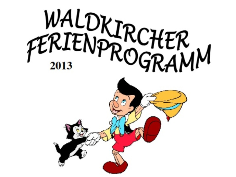 waldkirch ferienprogramm für kinder 2013