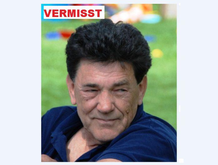 Suchaktion nach vermisstem Mann Georg Heier