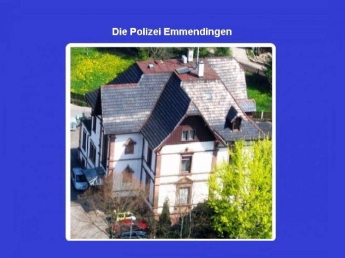 Meldungen der Polizei für Emmendingen und Waldkirch