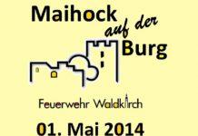 Maihock 2014 in Waldkirch