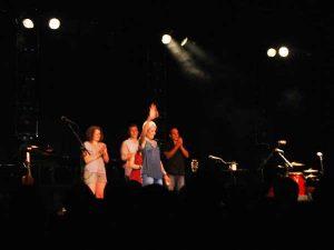 ZMF-Freiburg: Joan Baez on Stage