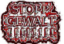 stopp gewalt