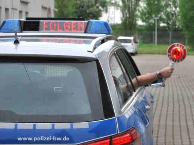 Pressemeldung der Polizei Freiburg