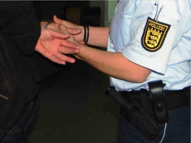 Herbolzheim Festnahme nach Streit bei dem ein Mann getötet wurde