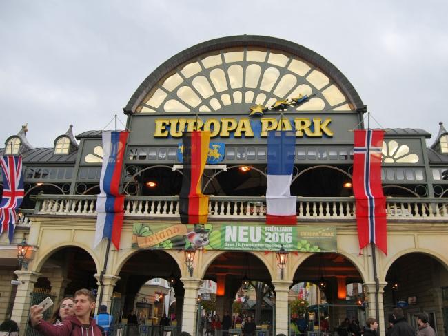 Europapark bei Freiburg
