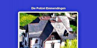 Polizeimeldungen für Waldkirch und Emmendingen