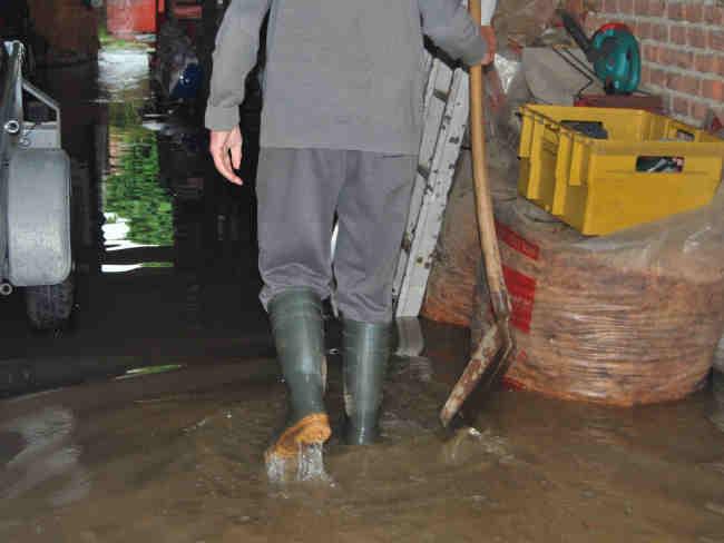 Unwetterwarnung Starkregen für Waldkirh Emmendingen Freiburg