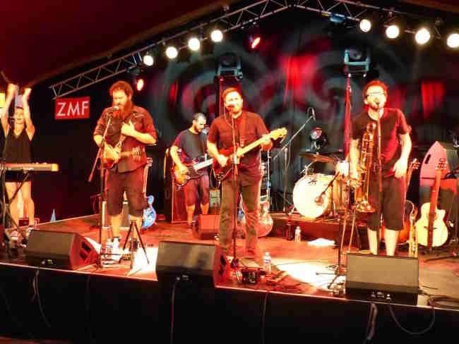 zmf 2016 - east cameron folcore in freiburg