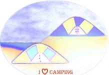 campen im zelt in deutschland