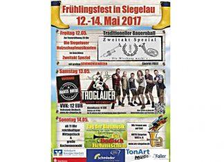 frühlingsfest 2017 in siegelau bei waldkirch