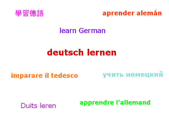 deutsch lernen online
