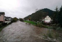 hochwasser in waldkirch